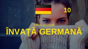 Învață germană rapid și ușor 10