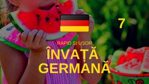 Invata Germana 7