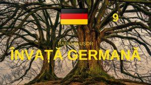Învață germană rapid și ușor 9